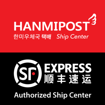 Hanmipost-and-SF-Express-Logo